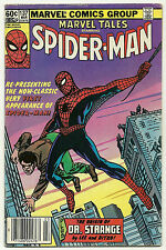Marvel Tales #137 Fine 1st Spider-Man Amazing Fantasy 15