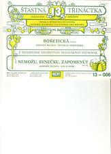 Blasmusiknoten Boreticka Polka