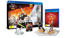 Disney Infinity 3.0: Star Wars Starter Pack PS4 PAL AUS *NEW*! + Warranty!!