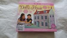 Dolls House Press Out Colour and Play Kit Kids Children RRP £14.99