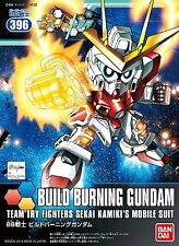 Gundam SD Build Fighters #396 Build Burning Gundam Model Kit Bandai IN STOCK USA