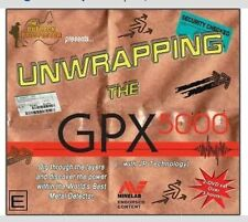 ALL NEW GPX5000 Minelab Training DVD's Over 3 hours