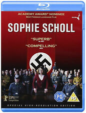 Sophie Scholl-The Final Days - SPECIAL HIGH-RESOLUTION EDITION (Blu-ray) NEU&OVP