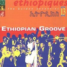 Ethiopiques, Vol. 13: Ethiopian Groove by Various Artists *New CD*