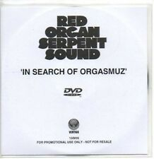 (AI39) Red Organ Serpent Sound, In Search of ..- DJ DVD