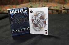 MAZZO DI CARTE DA GIOCO BICYCLE APOCALYPTICA CHROMATICS,poker size