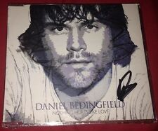 Daniel Bedingfield Signed Nothing Hurts Like Love Cd Single Pop Music Autograph
