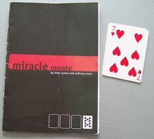 Miracle Monte by Andy Nyman and Anthony Owen