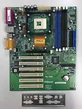ASRock PE Pro Motherboard Socket 478 SiS® 645 chipset 400MHz FSB DDR 333/266/200