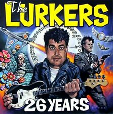 THE LURKERS 26 years CD (2004 Street Dogs) Neu!