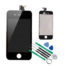 Replacement Assembly LCD Touch Screen Digitizer Glass OEM for iPhone 4S Black