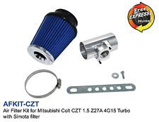 Air Filter induction Kit for Mitsubishi Colt CZT 1.5 Z27A 4G15 Turbo SMART For4