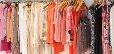 Womens Juniors 18 Piece Clothing Lot Name Brand Grab Bag Size M, L