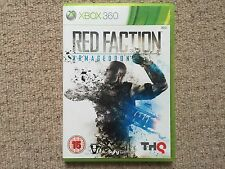 Red Faction Armageddon - Xbox 360 UK PAL
