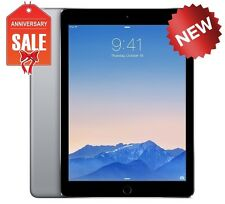 NEW Apple iPad mini 4 64GB, Wi-Fi + 4G (Unlocked), 7.9in - Space Gray