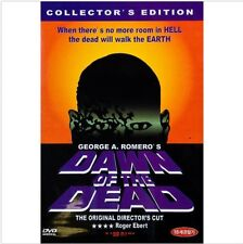 Dawn of the Dead (1978) DVD - George A. Romero (New & Sealed)