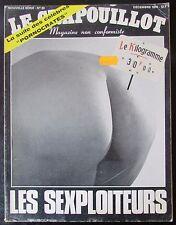 LE CRAPOUILLOT 1974 Nvelle série No 33 LES SEXPLOITEURS SEXE et PORNOGRAPHIE