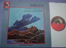 SIBELIUS Symphony 4 5 KARAJAN 1985 HMV EMI Germany DMM Digital Remaster
