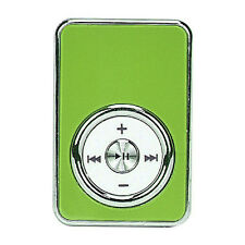 USB MP3 Player Support Micro SD TF Card Music Media Green MP3 Lecteur Musique