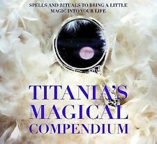 Spells & Rituals To Bring Magic Into Your Life Magical Compendium Witch Book z3