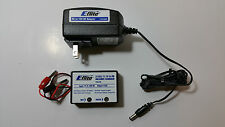 E-Flite Blade 200 SRX R/C Helicopter 3S 11.1V Lipo Battery Charger w/AC Adapter