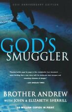God`s Smuggler by Brother Andrew, (Paperback), Chosen Books , New, Free Shipping