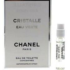 Chanel Cristalle Eau Verte .06 oz / 2 ml Mini Vial edt Spray
