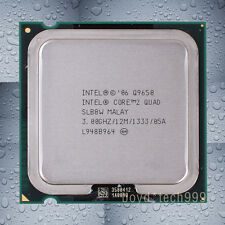 Intel Core 2 Quad Q9650 Quad-Core CPU 3 GHz 1333 MHz LGA 775 Socket T
