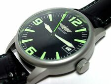 Russian Military Mechanical Wrist Hand Watch POLJOT AVIATOR FOR MEN 12-Hrs Dial