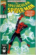 Peter Parker Spectacular Spiderman # 181 (Green Goblin appearance) (USA, 1991)