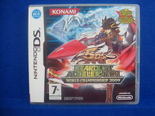 ds YU GI OH 5D's Stardust Accelerator World Championship 2009 Nintendo PAL