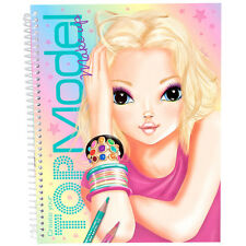 Depesche TOPModel Make-up Colouring Book (Cover Style May Vary) NEW