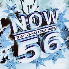 Various Artists-Now That's What I Call Music! 56 DOUBLE CD