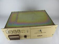 Orban Optimod FM 8100A Broadcast Audio Processor w/ Key