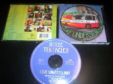 "Ozric Tentacles ""Live Underslunky"" CD Original Masters ‎– SMMCD621 UK 2001"