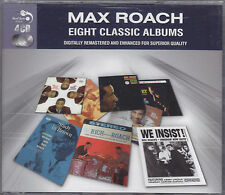 MAX ROACH - eight classic albums BOX 4 CD