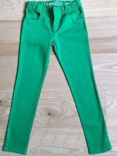 "GAP Kids Girls Green ""Super Skinny"" Leg Jeans, Size 8-9 Years, RRP £24.95 EUC"