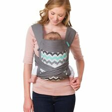 Infantino Sash Wrap and Tie Baby Carrier, Ikat Chevron