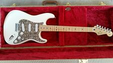 Fender Stratocaster 2014 MIM Olympic White WOW!