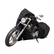 XXL Black Motorcycle Cover For Harley Davidson Dyna Glide Fat Bob Street Bob