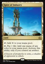 Spire of Industry x4 Magic the Gathering 4x Aether Revolt mtg rare card lot