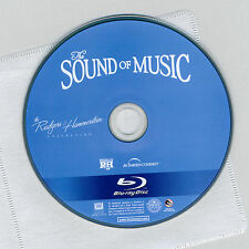 Sound of Music G movie mint Blu-ray & sleeve Rodgers & Hammerstein Julie Andrews