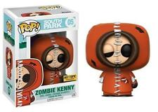 funko pop south park zombie kenny presale hot topic exclusive