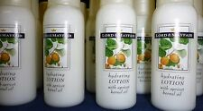 LORD & MAYFAIR HYDRATING LOTION w/ APRICOT KERNEL OIL LOT OF 36 FREE SHIPPING!!