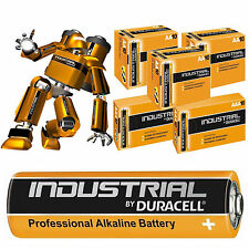 50 DURACELL PROCELL INDUSTRIAL 30 AA +20 AAA PROFESSIONAL ALKALINE BATTERIES