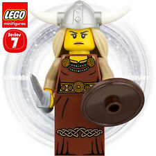 LEGO 8831 Minifigures Series 7 - No.13 Viking Woman