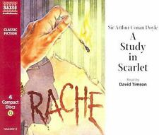Study in Scarlet 4D (Classic Literature With Classical Music. Classic Fiction)