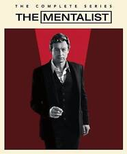 The Mentalist The Complete Series DVD Box Set Seasons 1,2,3,4,5,6,7 New Sealed
