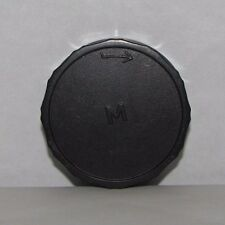 Used Rear Lens Cap for Minolta SR MC MD caps Soligor manual focus vintage B20019
