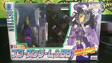 Transformers Japanese Takara Beast Wars 2 Starscream and BB